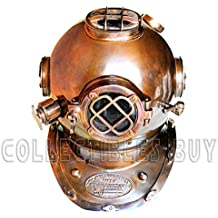 Antiguo escafandra autónoma profundo buceo diversos Casco nos Armada Vendimia Marina
