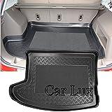 Car Lux ar01329–Couvre Tapis coffre coffre à mesure avec anti-dérapant