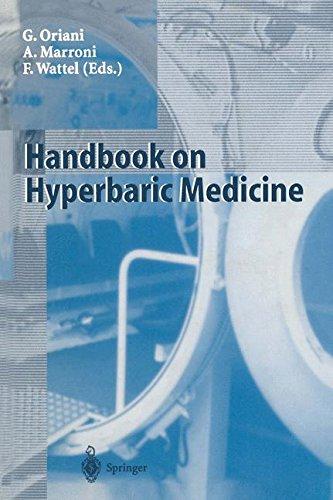 Handbook on Hyperbaric Medicine (Frances Intensif)