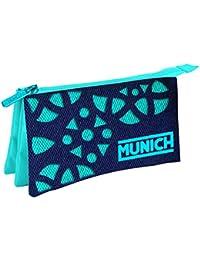 Munich Fantasy Estuches, 44 cm, 1 Litro, Verde