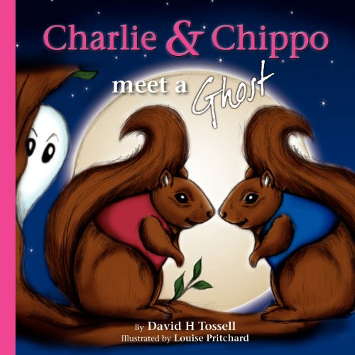 Charlie and Chippo meet a ghost