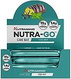 Nutra Go Protein Cake Bar, Cookies & Cream – 12 x 57 g