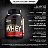 Optimum Nutrition Whey Gold Standard Protein, Double Rich Chocolate, 1er Pack (1 x 2273g) - 4