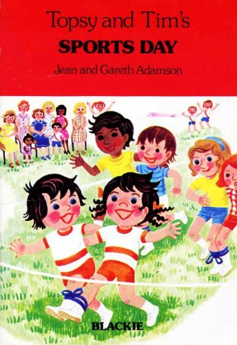 Topsy and Tim's sports day