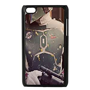 Personalized Star Wars Ipod Touch 4 Case, Star Wars Customized Case for iPod Touch4 at Lzzcase