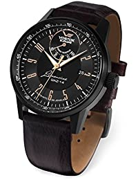 Vostok Europe Reloj de caballero YN85-560C520