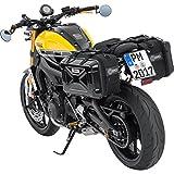 Motorrad Satteltasche QBag Satteltaschenpaar 04 mit Hardcover 36-46 Liter Stauraum