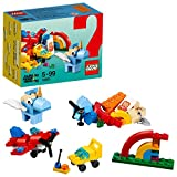 LEGO UK - 10401 Rainbow Fun Building Toy