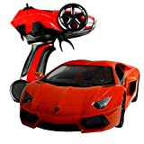 RAYLINE RC Lamborghini 28610 orange, mit Fernbedienung