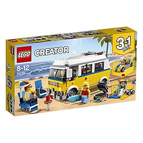 LEGO 31079 Creator Sunshine Surfer Van