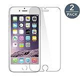 Vetro Temperato iPhone 6s 6, [2-Pack] Y-ouni Durezza 9H, Ultra Resistente, Tocco Morbido e Alta Qualità, Pellicola Vetro Apple iPhone 6s/6 4.7inch