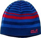 Jack Wolfskin Cross Knit Cap Kids royal Blue Größe S 2018 Kopfbedeckung