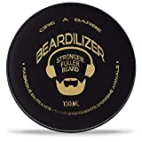 Beardilizer Wax - Cire Naturelle pour Barbe - 100ml