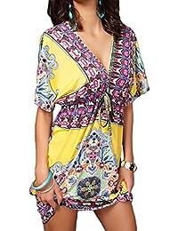 d9f4cc362d33 Amazon.es: pareos playa - Vestidos / Mujer: Ropa