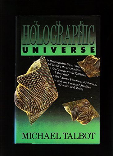 Holographic Universe by Michael Talbot (1991-04-05)