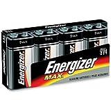 Wholesale CASE Of 10 - Energizer Alkaline 9-Volt Batteries-Alkaline Energizer Battery, 9 Volt, 4/PK