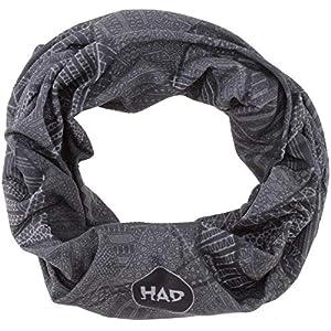 Had Original Bereich Schals–Schwarz/Grau, Einheitsgröße