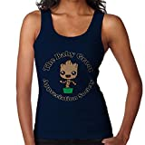 Guardians Of The Galaxy Baby Groot Appreciation Society Women's Vest