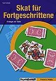 Skat für Fortgeschrittene: Strategie und Taktik - Frank Krickhahn