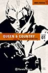 Queen and Country nº 01/04 par Rucka