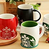 #9: Gifts Loft Starbucks Coffee Ceramic Mug 360 ml (Random color)