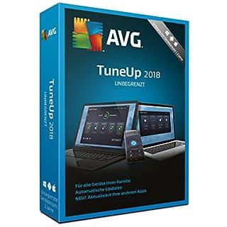 S.A.D AVG TuneUp (2018) - Geräteanzahl / 2 Jahre