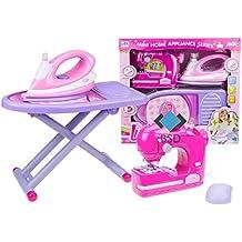 Tabla de planchar - Máquina de coser - rosa