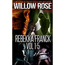 Rebekka Franck Series Box Set: Vol 1-5 (English Edition)