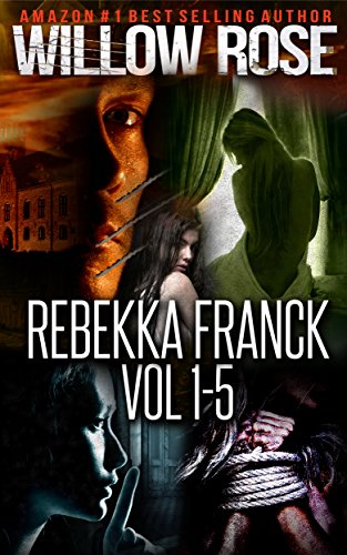 Rebekka Franck Series Box Set: Vol 1-5 (English Edition)