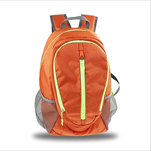Xiuxiandianju 36-55L L 36-50L outdoor borsa uomini e donne impermeabile sport alpinismo borsa , orange Orange