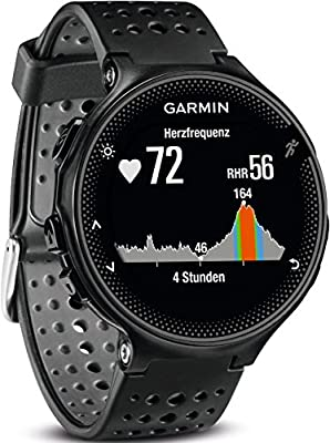 Garmin Forerunner 235 Whr Laufuhr, Herzfrequenzmessung am Handgelenk, Smart Notifications