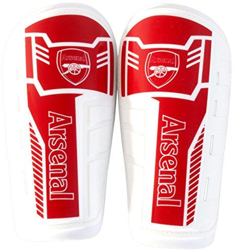 Arsenal F.C. Kinder Schienbeinschutz, Offizielles Merchandise TR (Arsenal-fußball)