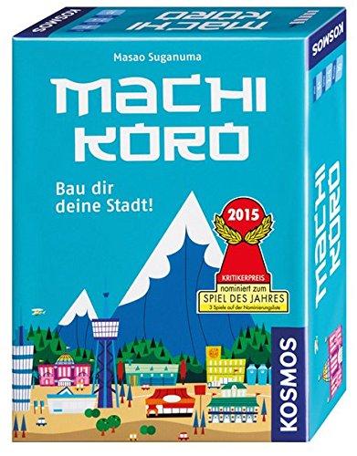 Kosmos 692322 – Machi Koro