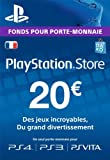Carte Playstation Network 20 EUR | Code ...