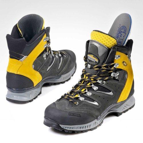 Meindl Schuhe Air Revolution 2.3 Men - anthrazit/gelb 46 2/3