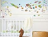 I-love-Wandtattoo WAS-10020 Wandsticker Kinderzimmer