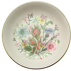 Aynsley Wild Tudor Trinket Dish Giftware Klein Floral Gerichte Schmuckkästchen Gerichte