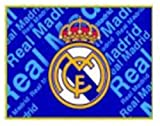 BANDERA REAL MADRID C.F, 0,50 * 0,68 cm