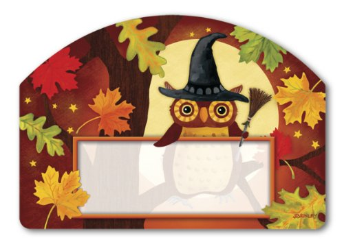 Yard Design Halloween Eule Yard Sign 72770
