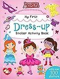 Scholastic Activities: My First Dress Up Sticker Activity