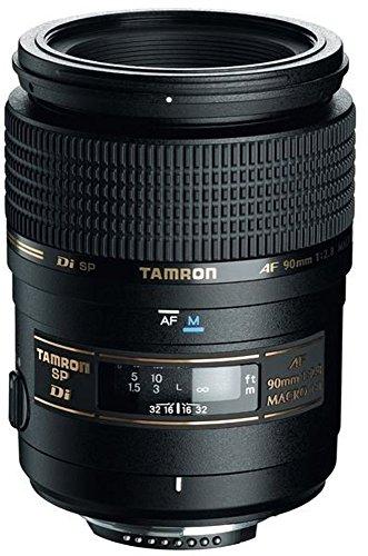 Tamron SP AF  272ENII. 90mm F/2.8 Di MACRO 1:1, lente per  for Nikon Digital SLR Cameras