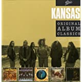 Original Album Classics : Kansas / Song for America / Point of Know Return / Leftoverture / Masque (Coffret 5 CD)