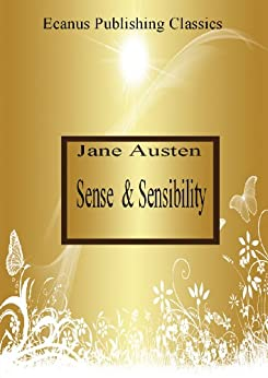 Sense & Sensibility (Ecanus Classics) (English Edition) par [Austen, Jane]