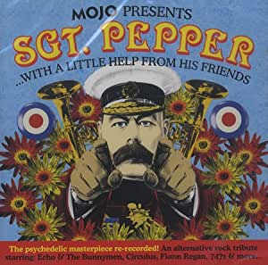 THE BEATLES/VARIOUS ARTISTS Mojo Presents Sgt. Pepper