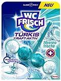 WC Frisch Türkis Kraft-Aktiv Duftspüler Meeresfrische
