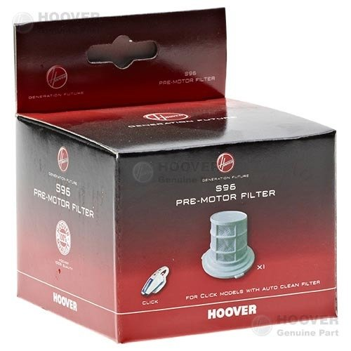 Hoover filtro pre-motore s96 per aspirabriciole click senza auto clean system