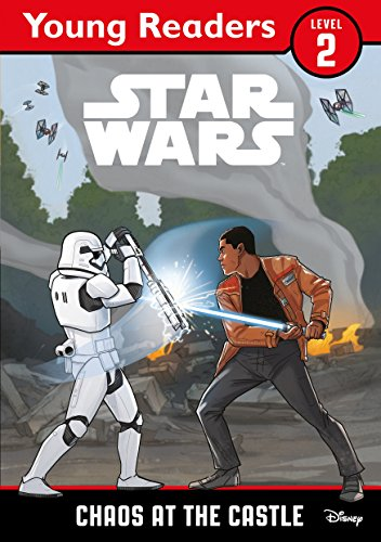 eBookStore Release: Star Wars Young Readers: Chaos at the Castle