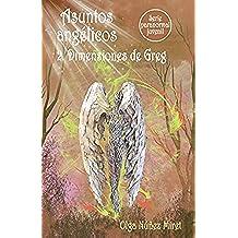 Asuntos Angélicos 2. Dimensiones de Greg: Serie paranormal juvenil.
