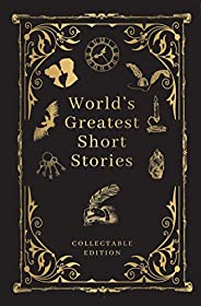 World's Greatest Short Stories (Deluxe Hardbound Edition): Collectable Ed