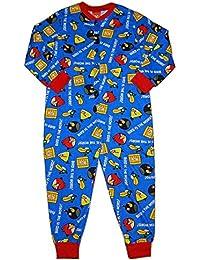 Angry Birds - Pijama dos piezas - para niño